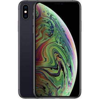 アップル(Apple)の香港版 iPhoneXs Max 512G スペースグレー 未使用 プロフ必読(スマートフォン本体)