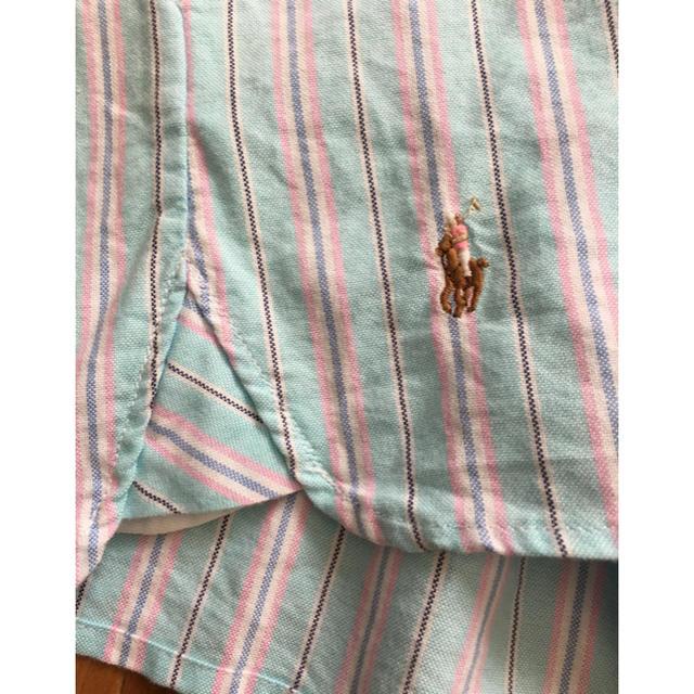 Ralph Lauren(ラルフローレン)のラルフローレン ワンピース 130 キッズ/ベビー/マタニティのキッズ服 女の子用(90cm~)(ワンピース)の商品写真