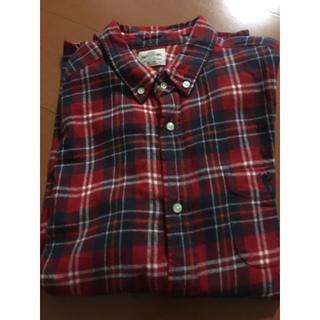 coen - チェックシャツ