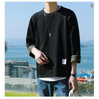XL Tシャツ ブラック XLサイズ アウトドア レジャースポーツ (Tシャツ/カットソー(半袖/袖なし))