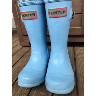 ハンター(HUNTER)のハンターレインブーツ UK8(長靴/レインシューズ)