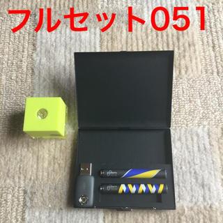 プルームテック(PloomTECH)の[ 新品 ] Ploom TECH ケース・デザインデバイスセット051(タバコグッズ)