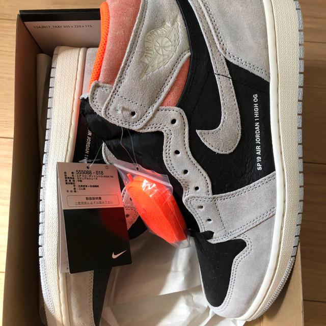 NIKE(ナイキ)のnike air jordan1 crimson メンズの靴/シューズ(スニーカー)の商品写真