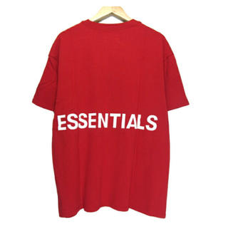 FEAR OF GOD - FOG ESSENTIALS / T-シャツ Sサイズ PACSUN 購入品