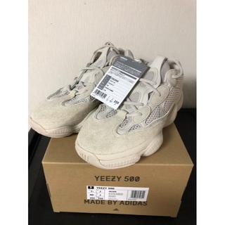 adidas YEEZY 500 blush 25.5cm(スニーカー)