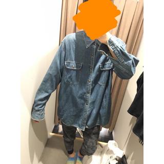 リーバイス(Levi's)のLevi′s 長袖デニムシャツ ゆるめ(シャツ)