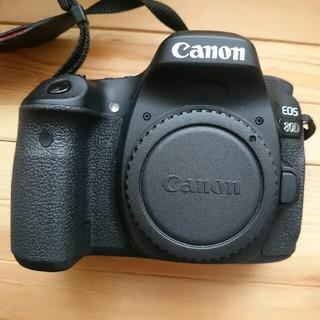 Canon - Canon EOS80D ボディ、EOS 80D