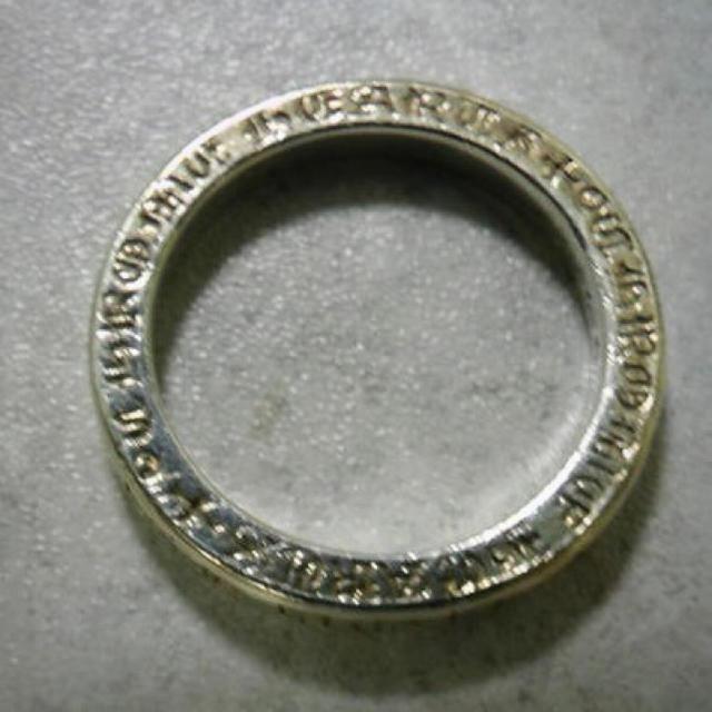 リング  クロムハーツ メンズのファッション小物(その他)の商品写真