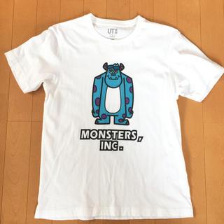 ユニクロ(UNIQLO)のUNIQLO ✖︎ モンスターインク サリー Tシャツ(Tシャツ/カットソー(半袖/袖なし))