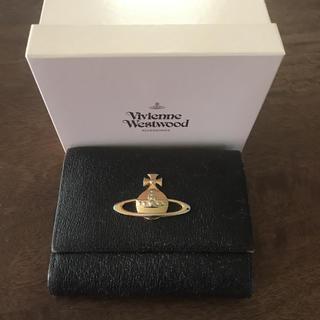 ヴィヴィアンウエストウッド(Vivienne Westwood)のVivienne Westwood エグゼクティブ ダークブラウン(財布)