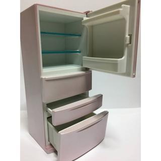 リーメント 冷蔵庫(ピンク/箱無し)