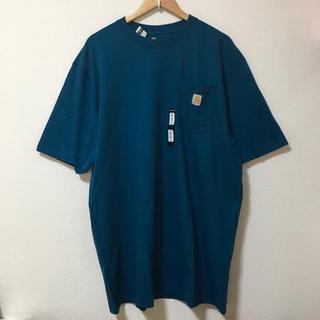 carhartt - 新品 海外企画 カーハート charhartt Tシャツ L  TALL 訳あり