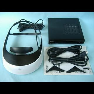 ソニー(SONY)の【欠品あり】ソニー 3D対応ヘッドマウントディスプレイ HMZ-T2(その他)