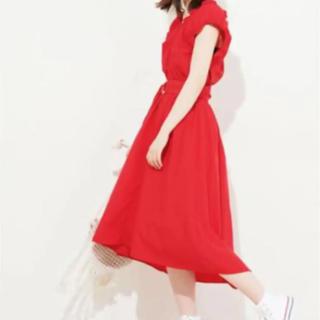 natural couture。2wayワンピース(ロングワンピース/マキシワンピース)