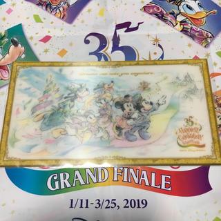 Disney - 東京ディズニーリゾート 35周年 ポストカード