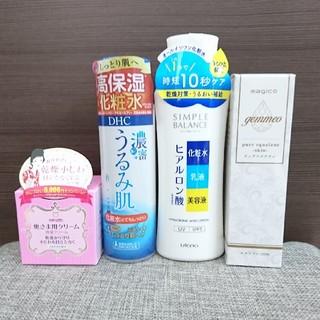 ディーエイチシー(DHC)のDHC濃密うるみ肌・シンプルバランス・明色奥さま用クリーム・マジコスクワラン(化粧水 / ローション)