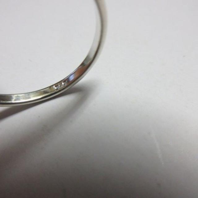 6号~30号 リング 指輪 シルバー925 エンゲージ 2mm d576 レディースのアクセサリー(リング(指輪))の商品写真