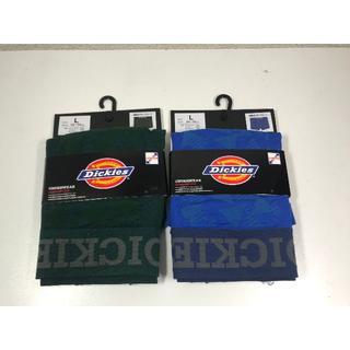 ディッキーズ(Dickies)のディッキーズメンズボクサーパンツ成形柄2枚セットLサイズ新品(ボクサーパンツ)