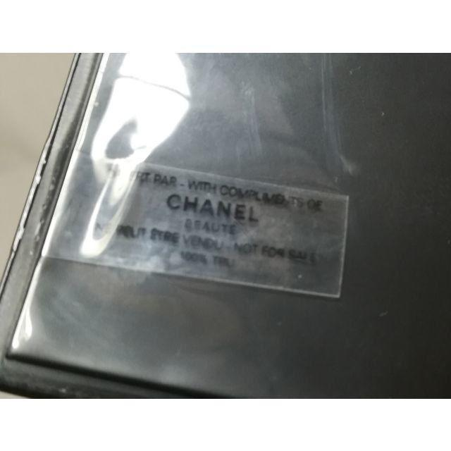 CHANEL(シャネル)の新品未使用本物 CHANEL シャネル MAKE UP ミニケース レディースのファッション小物(名刺入れ/定期入れ)の商品写真