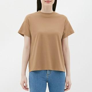 ジーユー(GU)のジーユー スムースT(Tシャツ(半袖/袖なし))