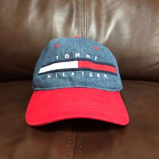 TOMMY HILFIGER - TOMMY HILFIGER キャップ CAP