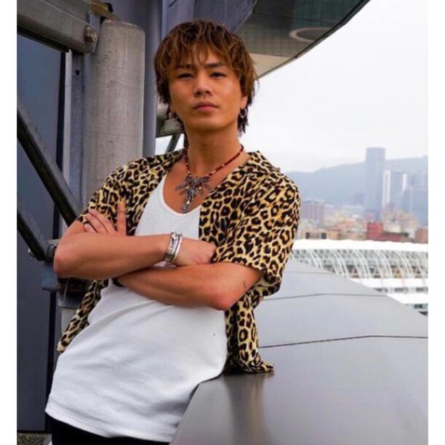 H&M(エイチアンドエム)の登坂広臣 着用モデル レオパード シャツ 豹柄 H&M メンズのトップス(シャツ)の商品写真