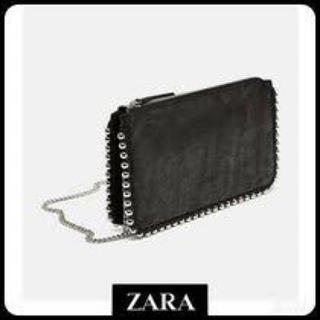 ZARA - ZARA チェーンバッグ