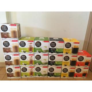Nestle - ドルチェグスト カプセル 18箱セット