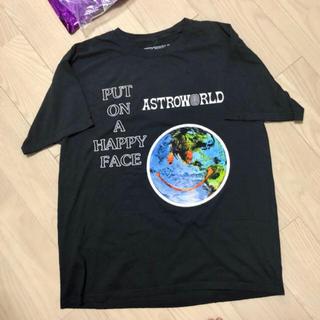 フィアオブゴッド(FEAR OF GOD)のtravis scott astroworld Tシャツ トラヴィス(Tシャツ/カットソー(半袖/袖なし))