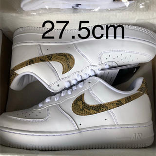 ナイキ(NIKE)の27.5cm NIKE AIR FORCE 1 LOW RETRO PRM QS(スニーカー)