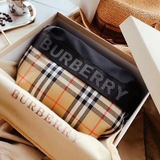 バーバリー(BURBERRY)のバーバリ burberry  ウエストポーチ(ウエストポーチ)