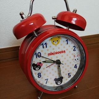 ミキハウス(mikihouse)のMIKI HOUSE ミキハウス 目覚まし時計 非売品(その他)