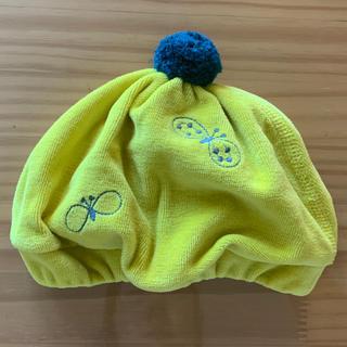ミナペルホネン(mina perhonen)の【試着のみ】ミナペルホネン ベビー 帽子(帽子)