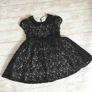 エニィファム(anyFAM)のレースドレス☆110(ドレス/フォーマル)