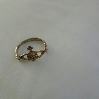 ヴィヴィアンウエストウッド(Vivienne Westwood)のピンキーリング(リング(指輪))