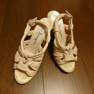 ギンザカネマツ(GINZA Kanematsu)の♥銀座かねまつ♥サンダル♡21.5cm♡(サンダル)