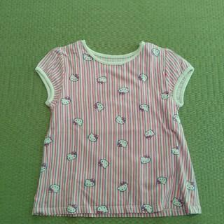 ユニクロ(UNIQLO)のTシャツ 女の子 100(Tシャツ/カットソー)
