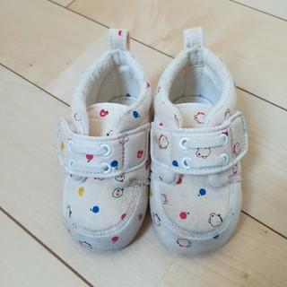 ファミリア(familiar)のファミリア 靴 12.5センチ(スニーカー)