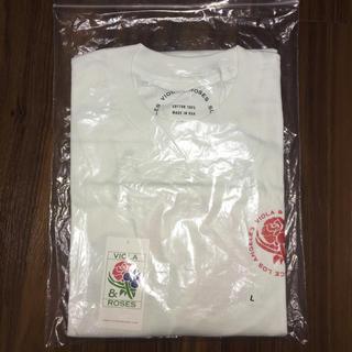 ロンハーマン(Ron Herman)のVIOLA & ROSES WIND & SEA Girls Don't Cry(Tシャツ/カットソー(半袖/袖なし))