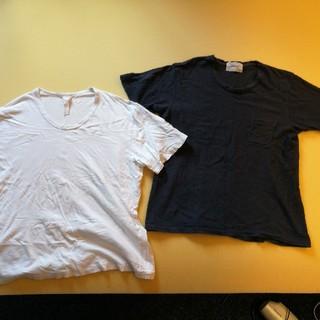 ヤエカ(YAECA)のYAECA  Tシャツ 2枚組!(Tシャツ(半袖/袖なし))