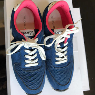 レピピアルマリオ(repipi armario)のレピピ靴24cm(スニーカー)