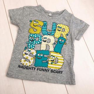 シマムラ(しまむら)のキッズTシャツ しまむら 90(Tシャツ/カットソー)