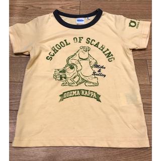 ユニクロ(UNIQLO)のUNIQLO ユニクロ  半袖Tシャツ トップス モンスターズインク  100(Tシャツ/カットソー)