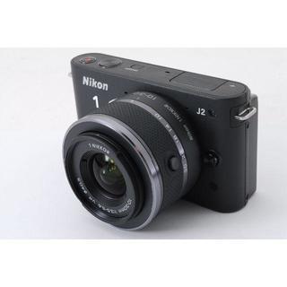 Nikon - ✨お洒落ミラーレス✨ニコン NIKON 1 J2✨