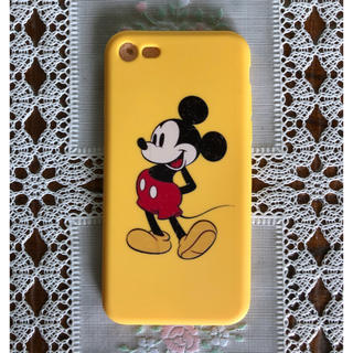 Disney - iPhone7/iPhone8 スマホケース ミッキー
