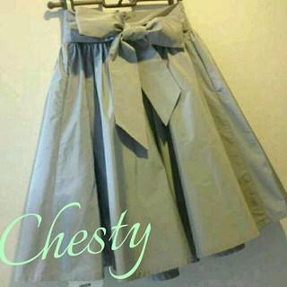 チェスティ(Chesty)のChesty⭐スカート ※お値下げ※(ミニスカート)