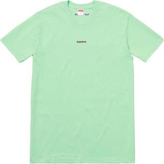 Supreme - 【M】 Supreme FTW Tee ミント グリーン Tシャツ