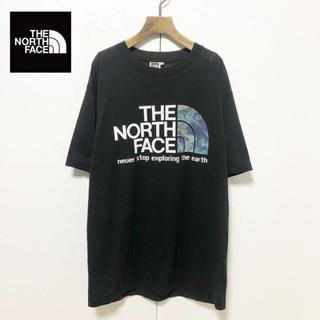 THE NORTH FACE - THE NORTH FACE/定番 ビッグロゴ クルーネックTシャツ M
