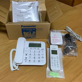 パナソニック(Panasonic)の★寿1214さま専用★✨新品✨パナソニック コードレス電話機(その他)