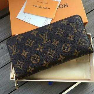 LOUIS VUITTON - 人気★ルイヴィトン  LV Monogram財布